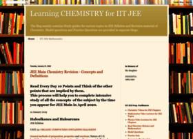 Iit-jee-chemistry.blogspot.com