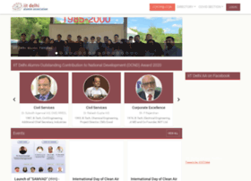 iitdalumni.com