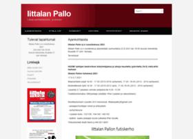 iittalanpallo.fi
