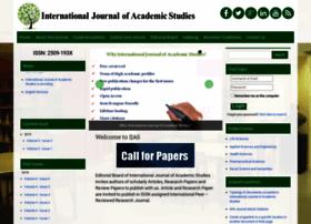 ijacademicstudies.com