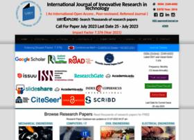 ijirt.org