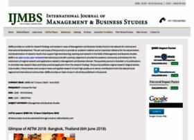 ijmbs.com