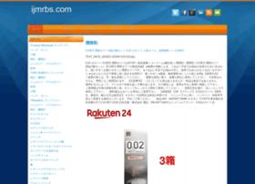 ijmrbs.com