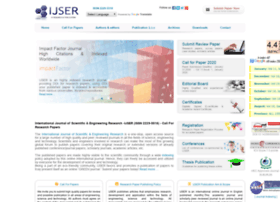 ijser.com