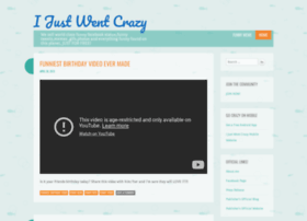 ijustwentcrazy.wordpress.com