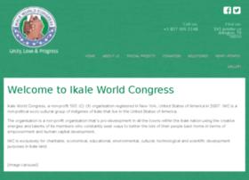 ikaleworldcongress.com