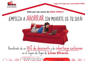 ikea.lineadirecta.com