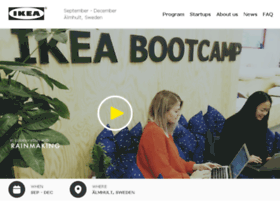Ikeabootcamp.rainmaking.io