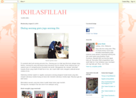 ikhlasfillah.blogspot.com