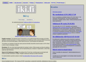 iki.fi