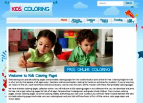 ikidscoloring.com