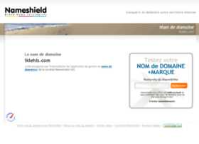 ikiehls.com