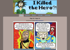 ikilledthehero.webcomic.ws