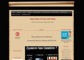 ikincielesyaalanyer.com