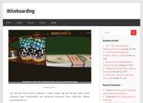 ikiteboarding.com