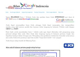 iklangoogleindonesia.com