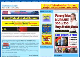 iklankotabatik.com