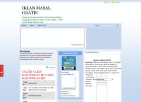 iklanmasalgratis.blogspot.com