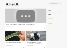 ikman-srilankaa.blogspot.ae