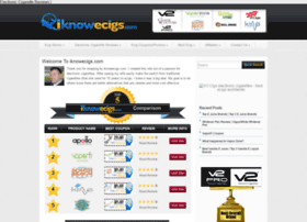 iknowecigs.com