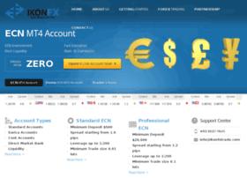 ikonfxtrade.com