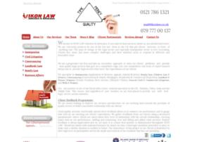 ikonlaw.co.uk