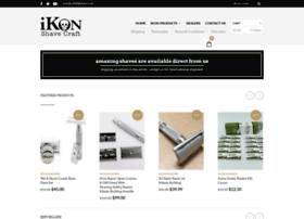 ikonrazors.com