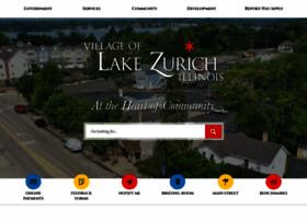 il-lakezurich.civicplus.com