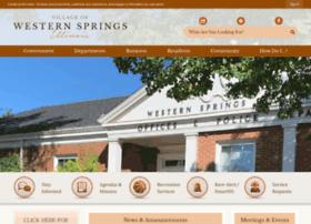 il-westernsprings.civicplus.com