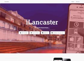 ilancasterinfo.lancs.ac.uk