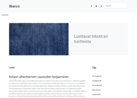 ilbanco.fi