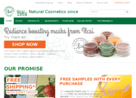 ilcsi-natural-cosmetics.co.uk