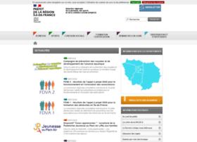 ile-de-france.jeunesse-sports.gouv.fr