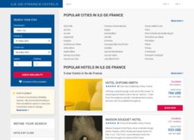 iledefrance-hotel.com