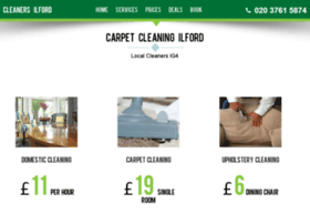 ilfordcleaners.org.uk