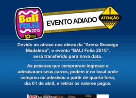 ilhadebali.com.br