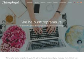 ilikemyproject.com