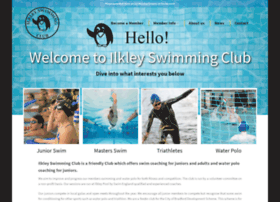 ilkleyswimmingclub.co.uk