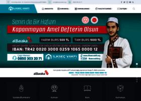 ilksecvakfi.org