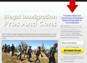 illegalimmigrationprosandcons.com