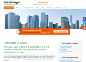 illinois.maxfilings.com