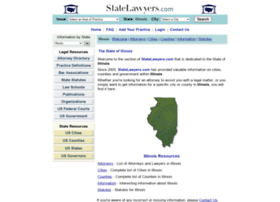 illinois.statelawyers.com