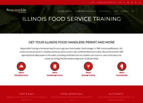 illinoisfoodhandlers.com