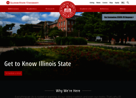 illinoisstate.edu