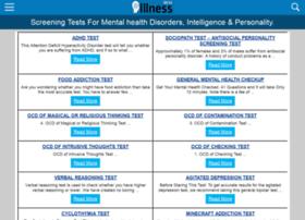 illnessquiz.com