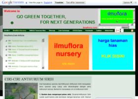 ilmuflora.com