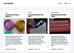 ilove-crochet.com