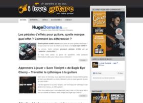 ilove-guitare.com