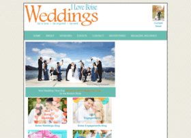 iloveboiseweddings.com