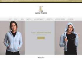 ilovecashmere.co.uk